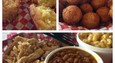 Photo of BBQ Joint Hank's Catfish & BBQ at 8546 N Dale Mabry Hwy, Tampa, FL 33614, United States