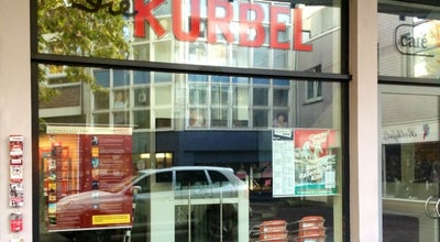 Photo of Indie Movie Theater Kurbel at Kaiserpassage 6,, Karlsruhe 76133, Germany