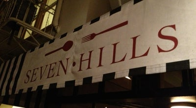 Photo of Italian Restaurant Seven Hills at 1550 Hyde St, San Francisco, CA 94109, United States
