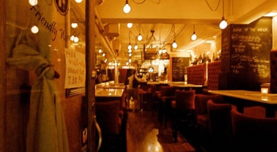 Photo of Wine Bar Le Tambour at 52a Peel St, Central, Hong Kong