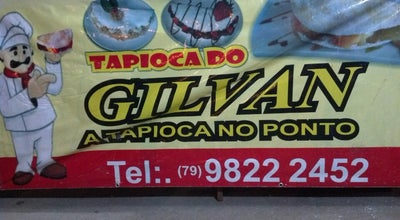 Photo of Food Truck Tapioca do Gilvan at Aracaju, Brazil