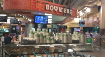 Photo of BBQ Joint Bowie BBQ at (inside Whole Foods), Austin, TX, United States