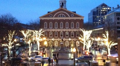 Photo of Historic Site Faneuil Hall Marketplace at 1 S Market St, Boston, MA 02109, United States