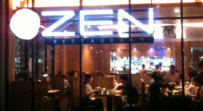 Photo of Japanese Restaurant ZEN (เซน) at The Paseo, Lat Krabang 10520, Thailand