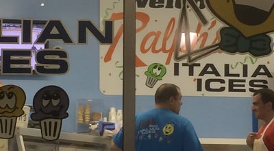 Photo of Ice Cream Shop Ralph's Famous Italian Ices at 1017 Little East Neck Rd, West Babylon, NY 11704, United States