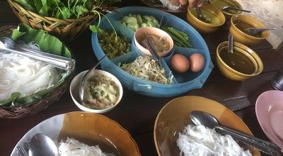 Photo of Ramen / Noodle House ขนมจีนสวนลุงลี at Mueang Satun, Thailand