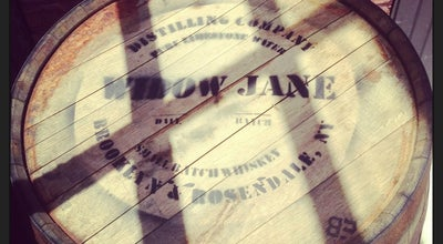 Photo of Distillery Widow Jane Tasting Room at 218 Conover St, Brooklyn, NY 11231, United States
