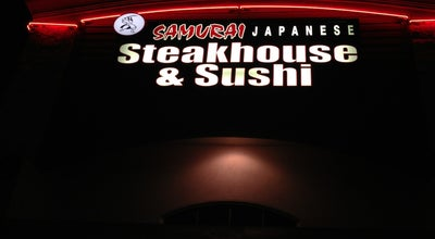 Photo of Japanese Restaurant Samurai Japanese Steakhouse & Sushi at 1199 W Sunset Rd, Henderson, NV 89014, United States