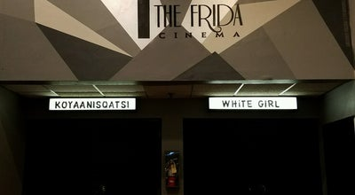 Photo of Indie Movie Theater The Frida Cinema at 305 E 4th St, Santa Ana, CA 92701, United States