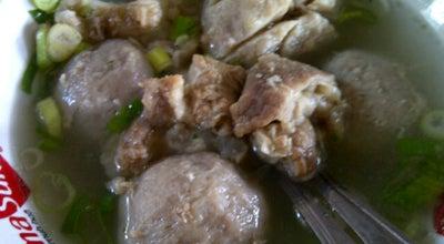 Photo of Soup Place Bakso Pekih at Jalan Pekih, Purwokerto, Indonesia