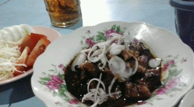 Photo of BBQ Joint Sate & Tongseng Kambing Pak Tiek at Muntilan, Magelang, Indonesia