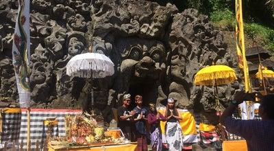 Photo of Temple Elephant Cave Temple Ubud at Jl. Raya Goa Gajah Ubud Bali, Gianyar, Indonesia