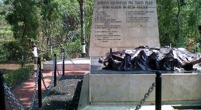 Photo of Park Monumen Korban Keganasan PKI 48 at Kresek, Madiun, Indonesia