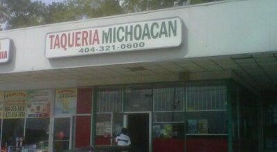Photo of Taco Place Taqueria Michoacan at Buford Hgwy, Atlanta, GA 30329, United States