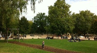 Photo of Playground Höhenpark Spielplatz at Beim Höhenfreibad, Stuttgart, Germany