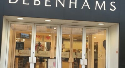Photo of Department Store Debenhams at 16 Park Ln, Sheffield S9 1EL, United Kingdom