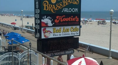 Photo of Bar Brass Balls Saloon at 1105 Atlantic Ave, Ocean City, MD 21842, United States