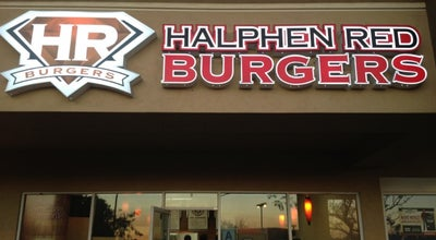 Photo of Burger Joint Halphen Red Burgers at 1550 E H St, Chula Vista, CA 91913, United States