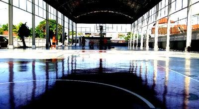 Photo of Basketball Court Chung Ling Butterworth's Basketball Court at Jalan Ong Yi How, Butterworth, Malaysia