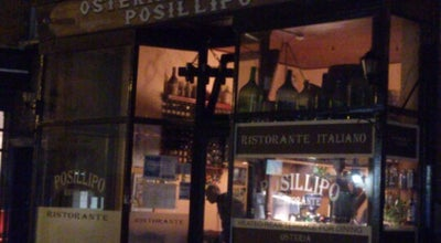Photo of Italian Restaurant Osteria Pizzeria Posillipo at 14 Albion Street, Broadstairs CT10 1LU, United Kingdom