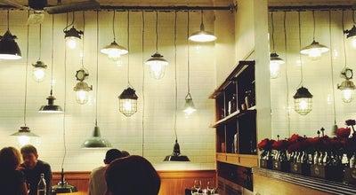 Photo of Mediterranean Restaurant Corner Room at 8 Patriot Sq, Bethnal Green E2 9NF, United Kingdom