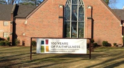 Photo of Church Edgewood Presbyterian Church at Oxmoor Road, Jefferson, AL 35209, United States