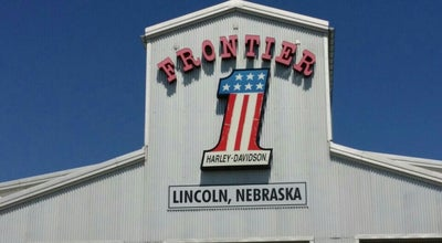 Photo of Automotive Shop Frontier Harley-Davidson at 205 Nw 40th St, Lincoln, NE 68528, United States