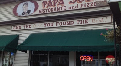 Photo of Diner Papa Joe's Ristorante & Pizzeria at 107 Newell St, Pittsfield, MA 01201, United States
