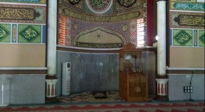 Photo of Mosque Masjid Agung Al-Makmur at Jl. Tgk. Daud Beureueh, Lampriet, Banda Aceh 24452, Indonesia