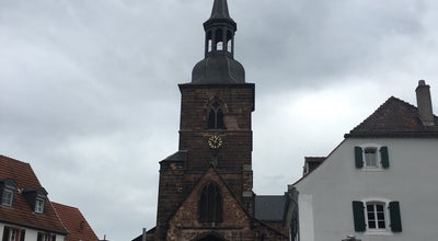 Photo of Church Stiftskirche St.Arnual at Germany