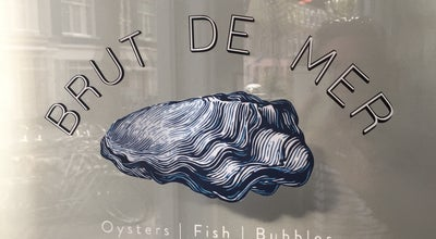 Photo of Seafood Restaurant Brut de Mer at Gerard Douplein 8, Amsterdam 1072 VE, Netherlands