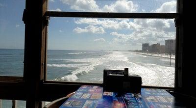 Photo of Seafood Restaurant Crabby Joe's Deck & Grill at 3701 S Atlantic Ave, Daytona Beach, FL 32118, United States