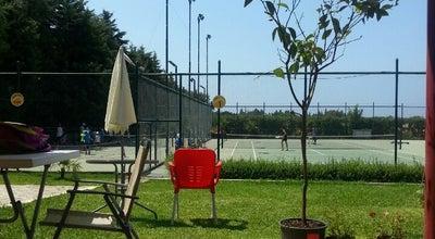 Photo of Tennis Court ATİKSEM at Turkey