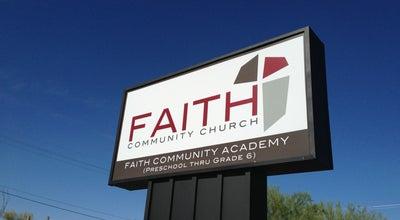 Photo of Church Faith Community Church at 2551 W Orange Grove Rd, Tucson, AZ 85741, United States