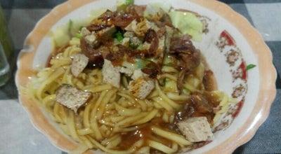 "Photo of Ramen / Noodle House Mie Ongklok dan Sate ""Pak Tris"" at Jl. A. Yani Wonosobo, Indonesia"