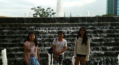 Photo of Water Park Radisson Fountain at Cebu City, Philippines