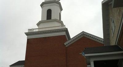 Photo of Church Brainerd Methodist Church at 4315 Brainerd Rd, Chattanooga, TN 37411, United States