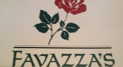 Photo of Italian Restaurant Favazza's at 5201 Southwest Ave, Saint Louis, MO 63139, United States