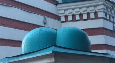 Photo of Mosque Соборная мечеть at Смоленский Пер., 28, Tver', Russia