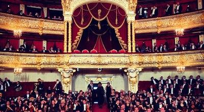 Photo of Theater Bolshoi Theatre (Большой театр) at Bolshoi Theatre - Театральная Пл., 1, Ул. Петровка, 3/6 - Http://4sq.com/duwdej Https://foursquare.com/v/%d0%b1%d0%be%d0%bb%d1%, Russia
