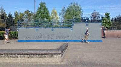 Photo of Skate Park Tualatin Hills Skate Park at 15707 Sw Walker Rd, Beaverton, OR 97006, United States