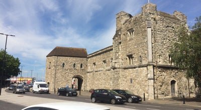 Photo of History Museum Museum of Archaeology, God's House Tower at Southampton, United Kingdom