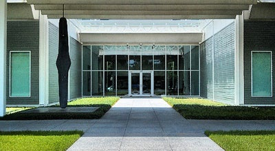 Photo of Art Museum The Menil Collection at 1533 Sul Ross St, Houston, TX 77006, United States