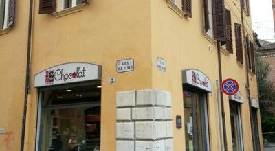 Photo of Dessert Shop Chocolat at Via Cortevecchia 55, Ferrara 44121, Italy