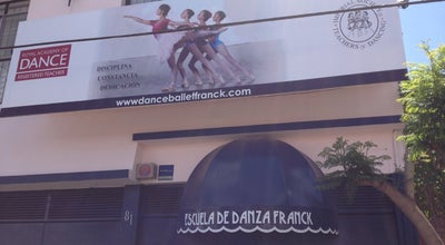 Photo of Dance Studio Escuela de Danza Franck at Mexico