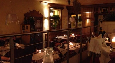 Photo of Italian Restaurant Antico Guelfo at Contra' Pedemuro San Biagio, 90, Vicenza 36100, Italy
