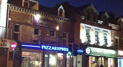 Photo of Pizza Place Pizza Express at 551-553 Lisburn Rd, Belfast BT9 7GQ, United Kingdom
