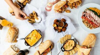 Photo of Sandwich Place Pop's Poboys at 740 Jefferson, Lafayette, LA 70501, United States