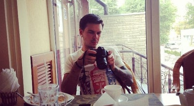 Photo of Cafe Бульвар at Бул. Шевченка, 8, Запоріжжя, Ukraine