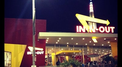 Photo of Fast Food Restaurant In N Out Burger at 922 Gayley Ave, Los Angeles, CA 90024, United States